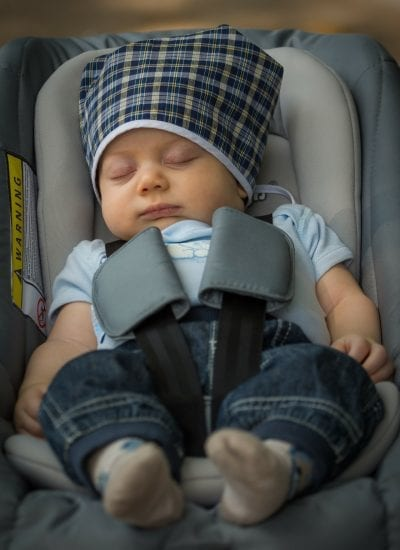 5 Tips For Driving Safely With An Infant