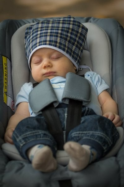 5 Tips For Driving Safely With An Infant  from North Carolina Lifestyle Blogger Adventures of Frugal Mom