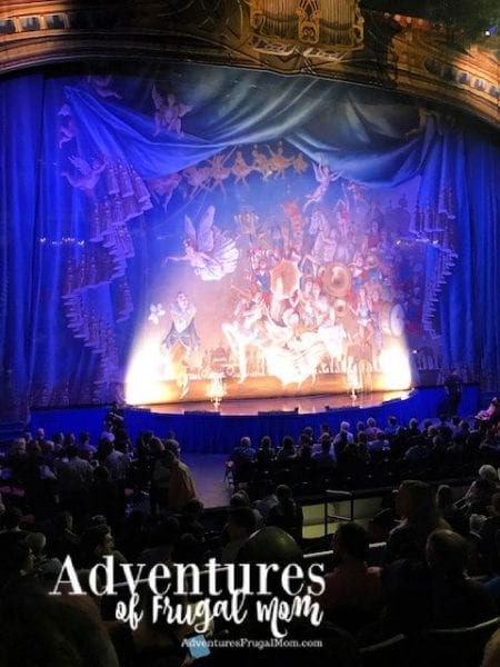 Corteo: Fun for the Whole Family from North Carolina Lifestyle Blogger Adventures of Frugal Mom