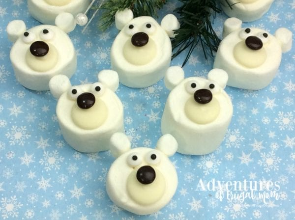 Easy Recipe to Celebrate National Polar Bear Day from North Carolina Lifestyle Blogger Adventures of Frugal Mom