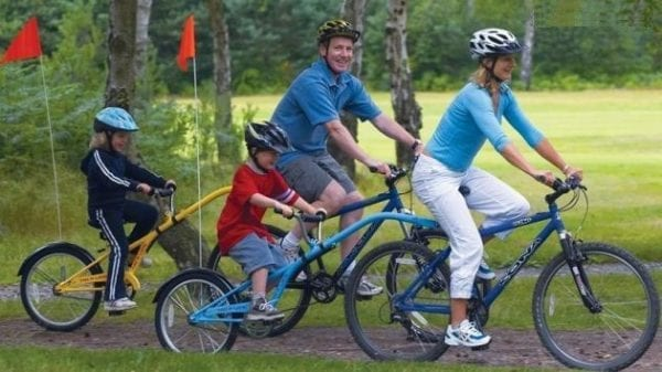 How to Go Cycling With a Kid from North Carolina Lifestyle Blogger Adventures of Frugal Mom