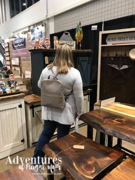 Spending the Afternoon at The Downtown Raleigh Home Show from North Carolina Lifestyle Blogger Adventures of Frugal Mom