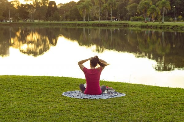 4 Stretches to Soothe a Bad Back  from North Carolina Lifestyle Blogger Adventures of Frugal Mom