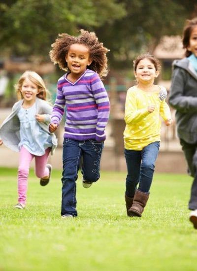 Active Children: 10 Ways to Encourage Your Kids to Exercise