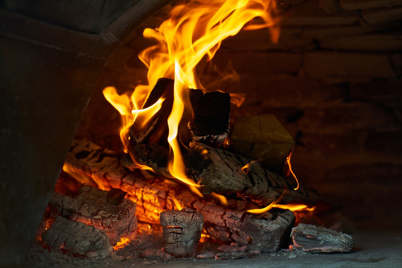 The Many Benefits of a Wood Fired Heater from North Carolina Lifestyle Blogger Adventures of Frugal Mom