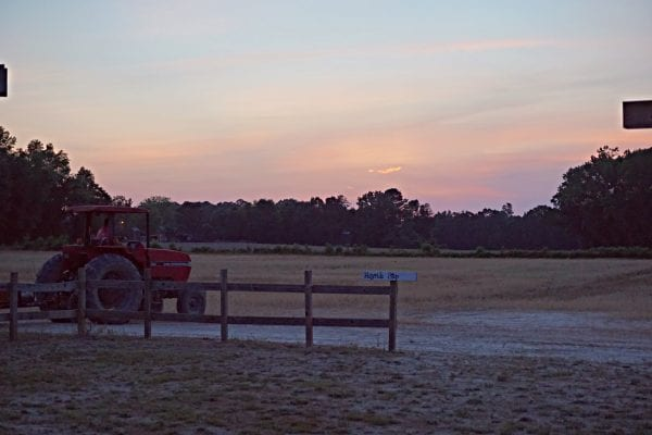 Girl's Night Out on the Farm from North Carolina Lifestyle Blogger Adventures of Frugal Mom