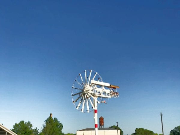 Whirligigs and Weddings - A Unique Combination from North Carolina Lifestyle Blogger Adventures of Frugal Mom